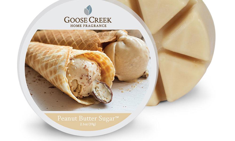 Goose Creek Peanut Butter Sugar Fragrance Review