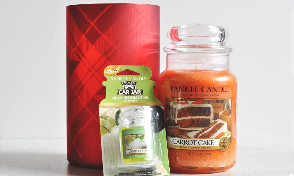 Yankee Candle SAS Haul