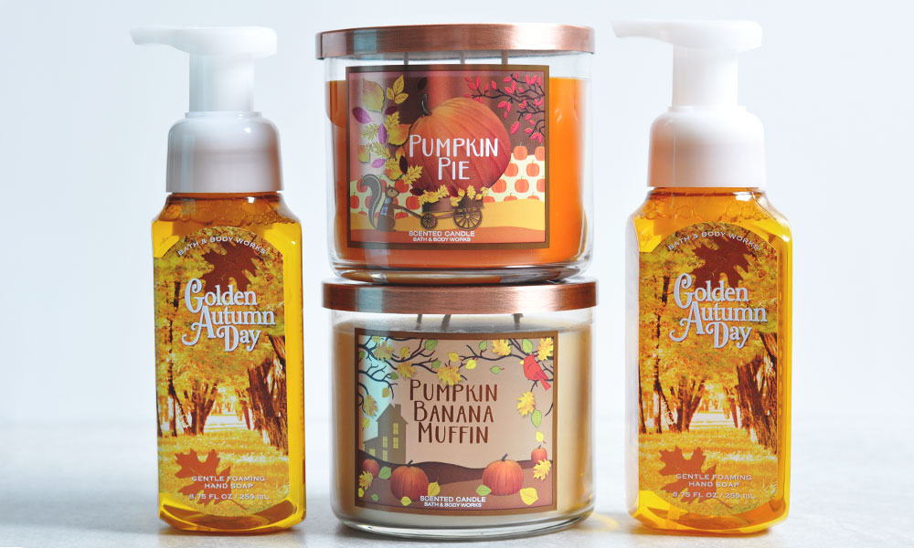 Wishing it was Fall Haul - Bath & Body Works 2/$24 Sale