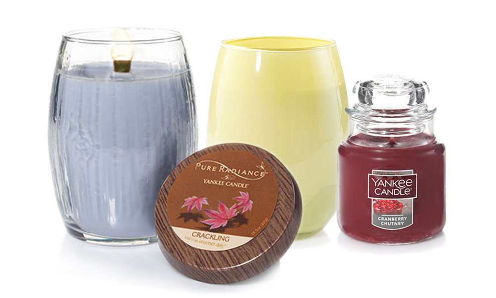 Wishing it was Fall Haul - Yankee Candle 50% off Sale