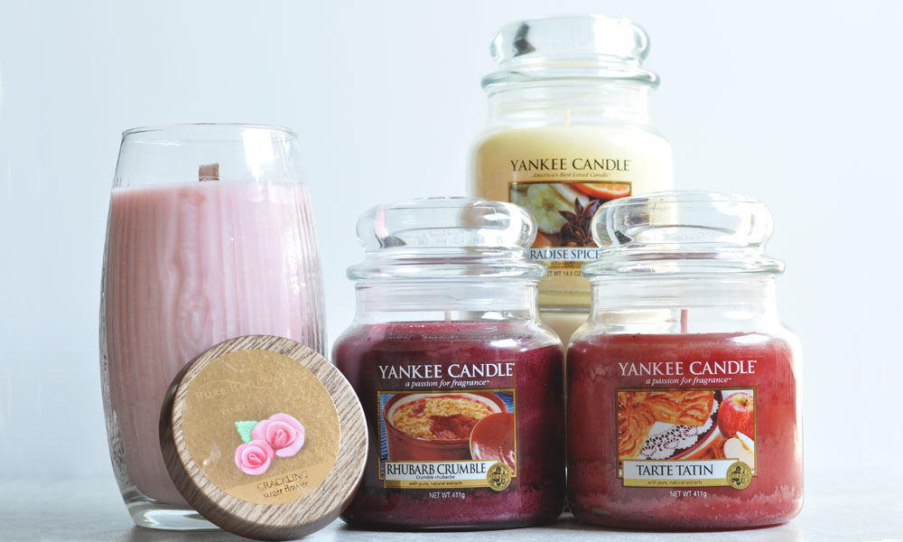 Wishing it was Fall Haul - Yankee Candle Outlet Sale