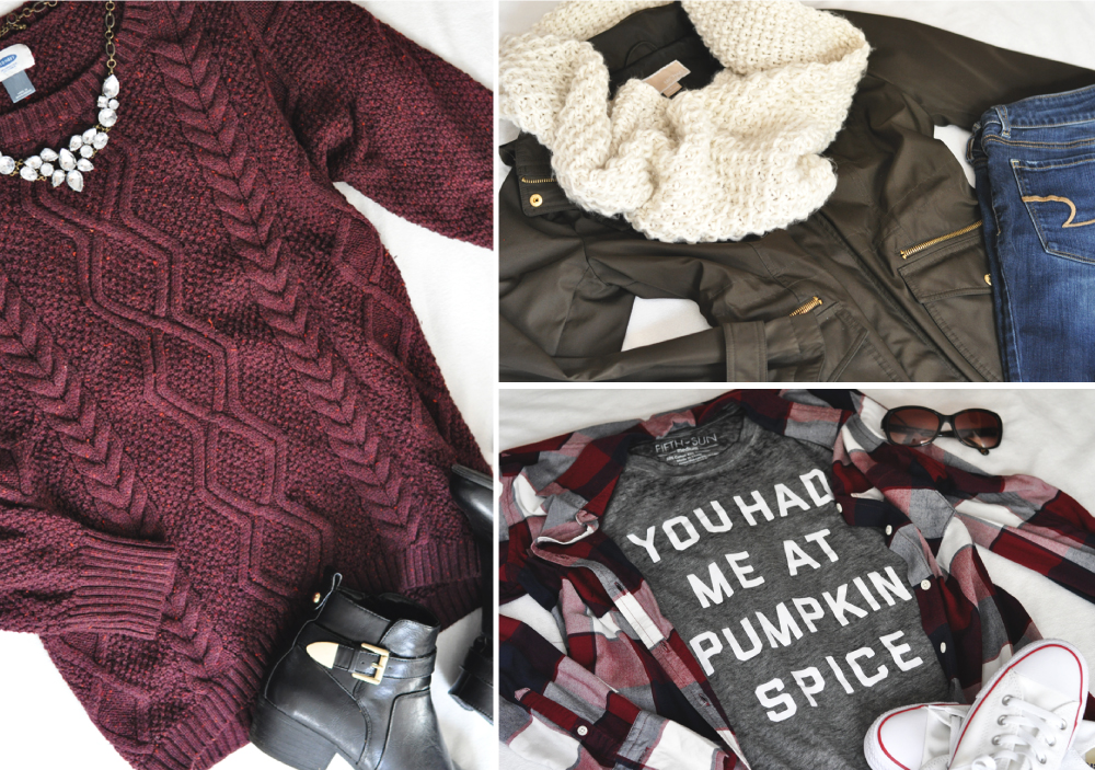 Fall Fun Series | Sweater Weather | Autumn OOTD