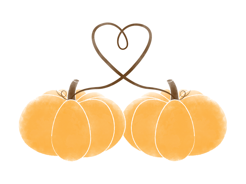 Fall Series - Wedding Logo