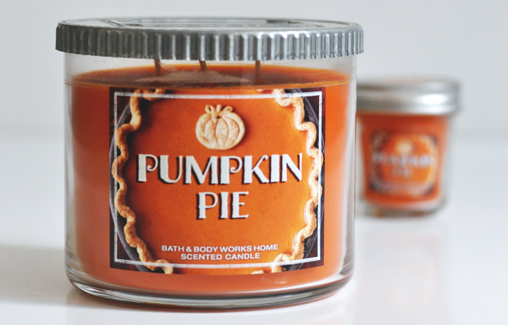 Fall Fun Series | Plethora of Pumpkin | Pumpkin Pie Candle