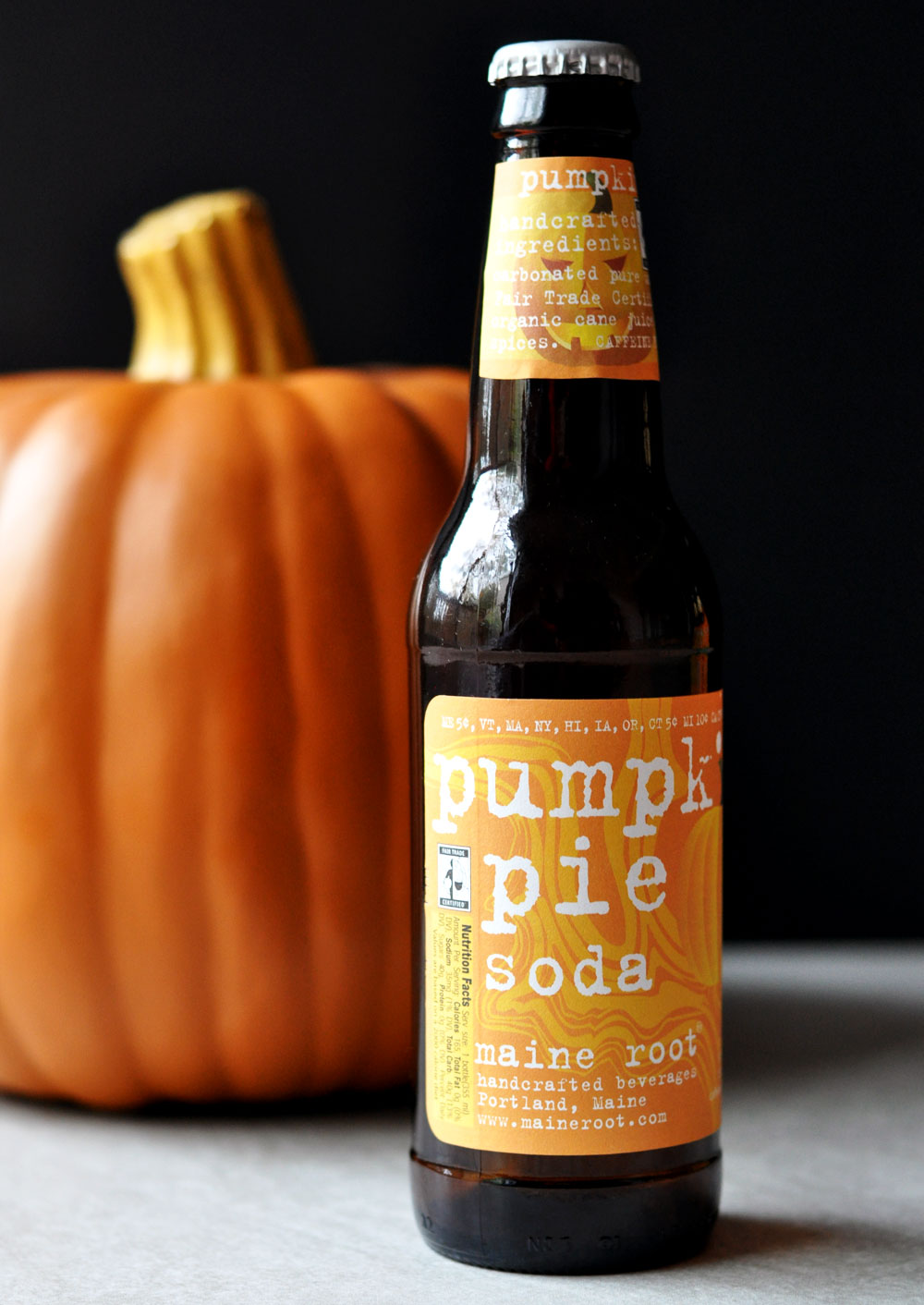 Fall Fun Series | Plethora of Pumpkin | Maine Root Pumpkin Pie Soda