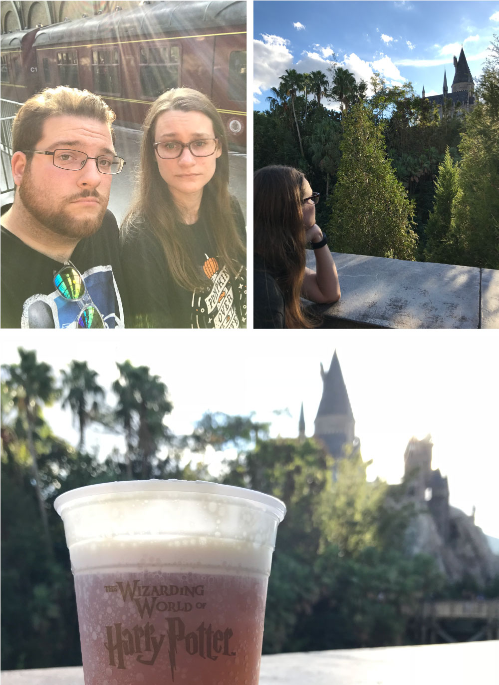 Fall Fun Series | A Magical Time of Year - Our Honeymoon at the Wizarding World of Harry Potter