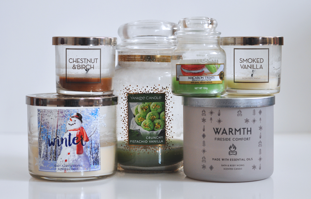 Candle Empties | January 2018
