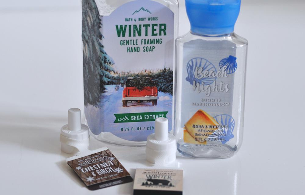 Fragrance Empties | January 2018