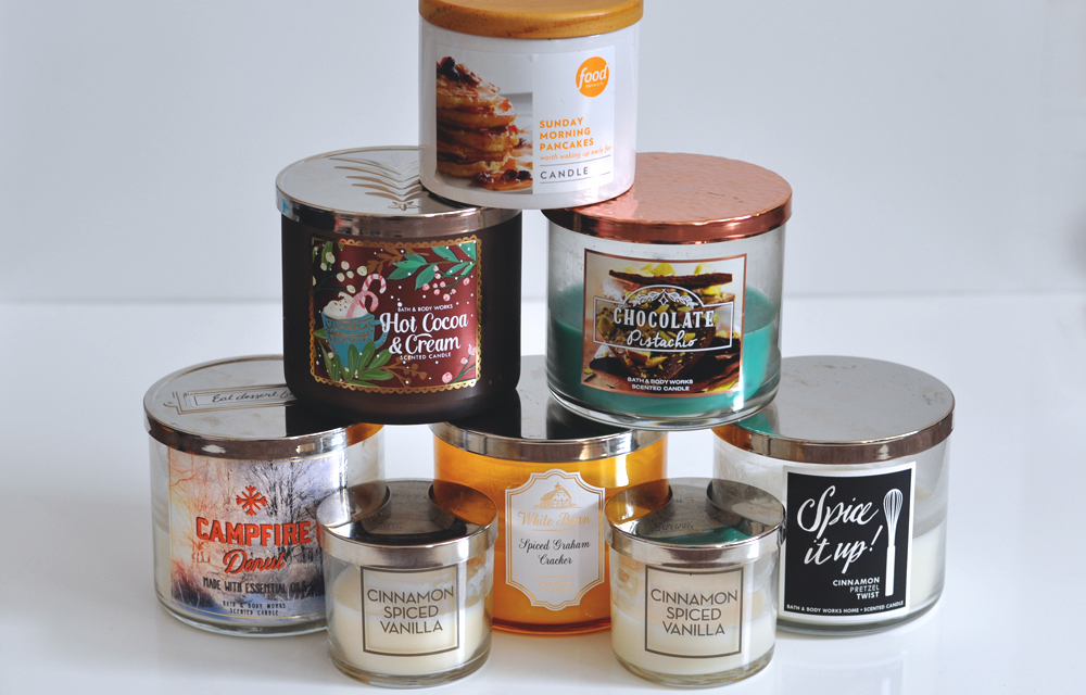 Candle Empties   February 2018