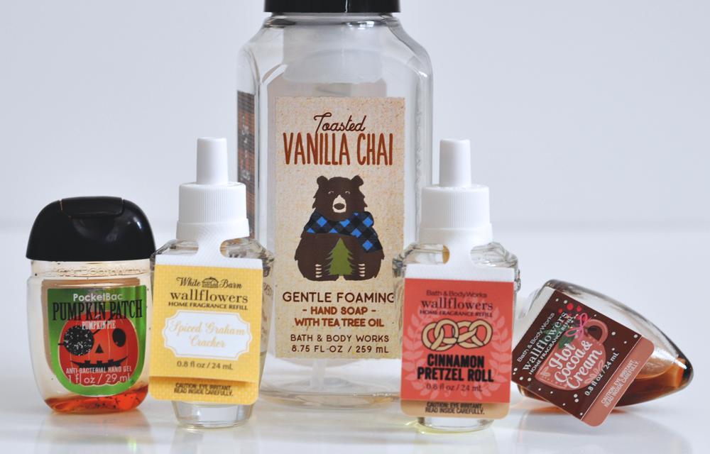 Fragrance Empties   February 2018