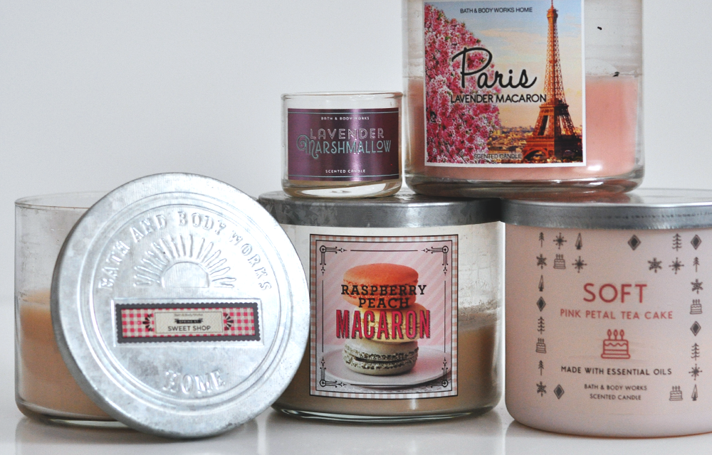 Candle Empties| March 2018