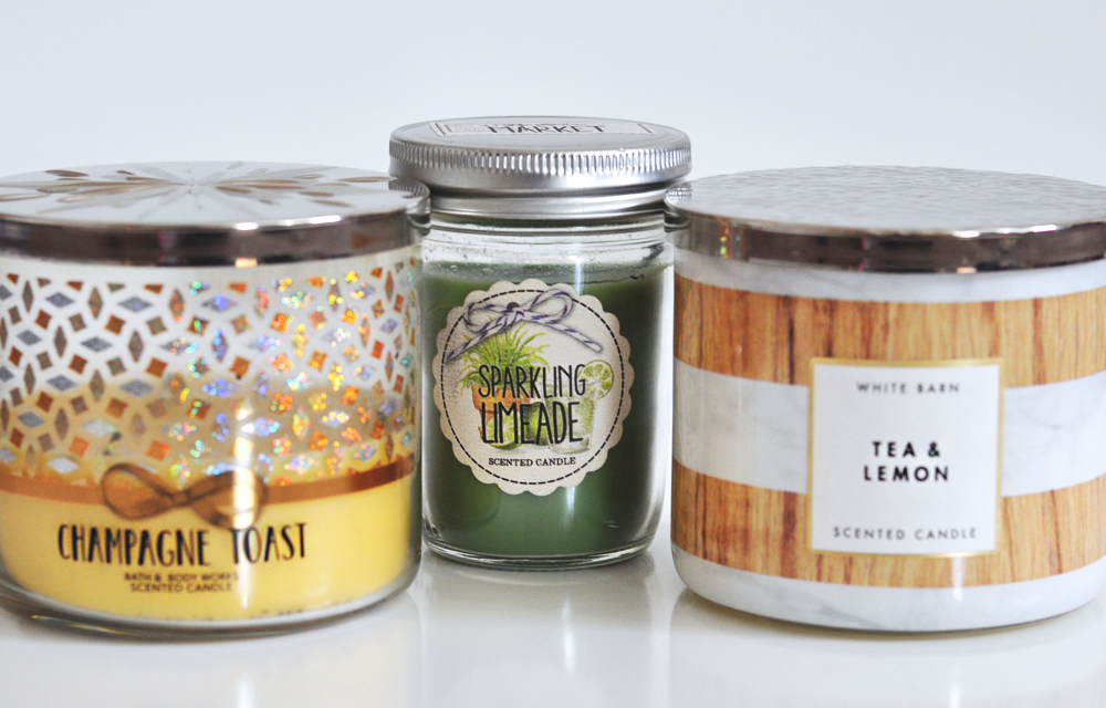 Candle Empties | April 2018