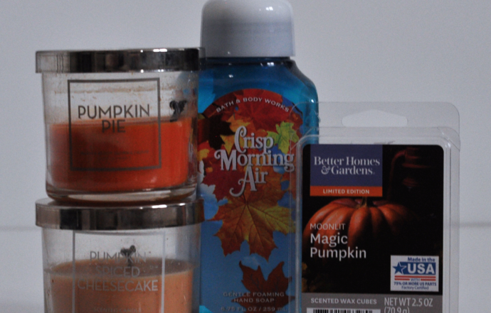 October 2018 Home Fragrance Empties