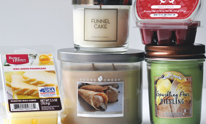 2016 Year in Candles
