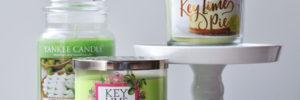 Key Lime Pie - Candle Comparison