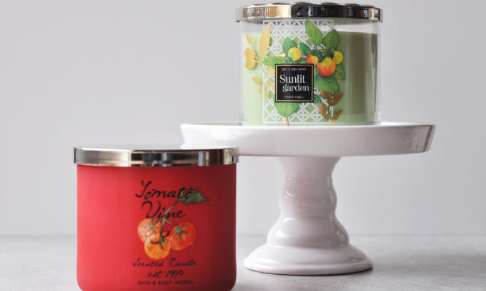 Spring 2017 Candle Collections